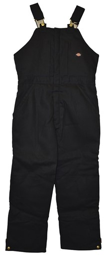Duck Insulated Bib Overalls